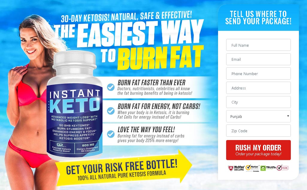 Instant Keto Reviews
