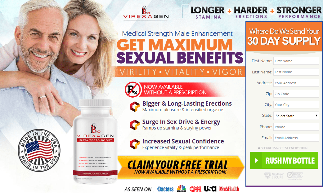 Bio virexagen does it work