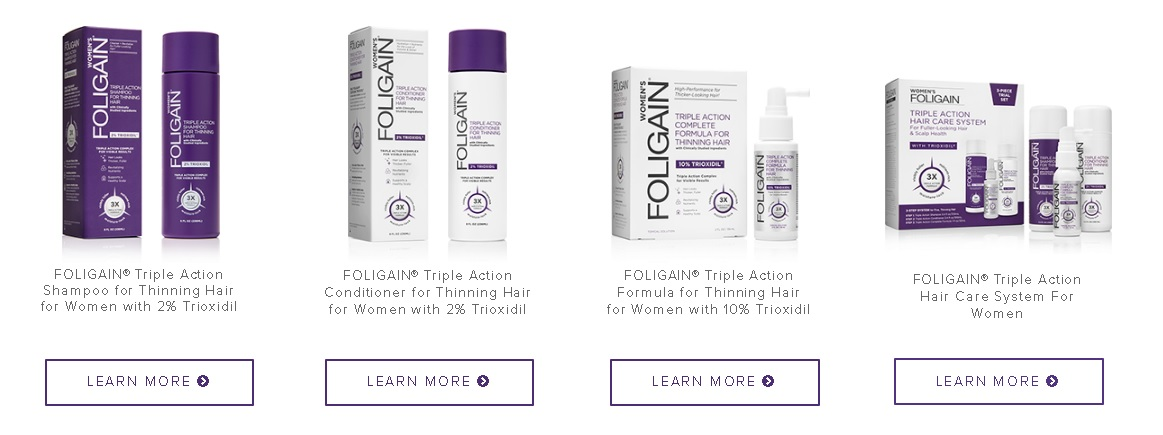 Foligain For Women