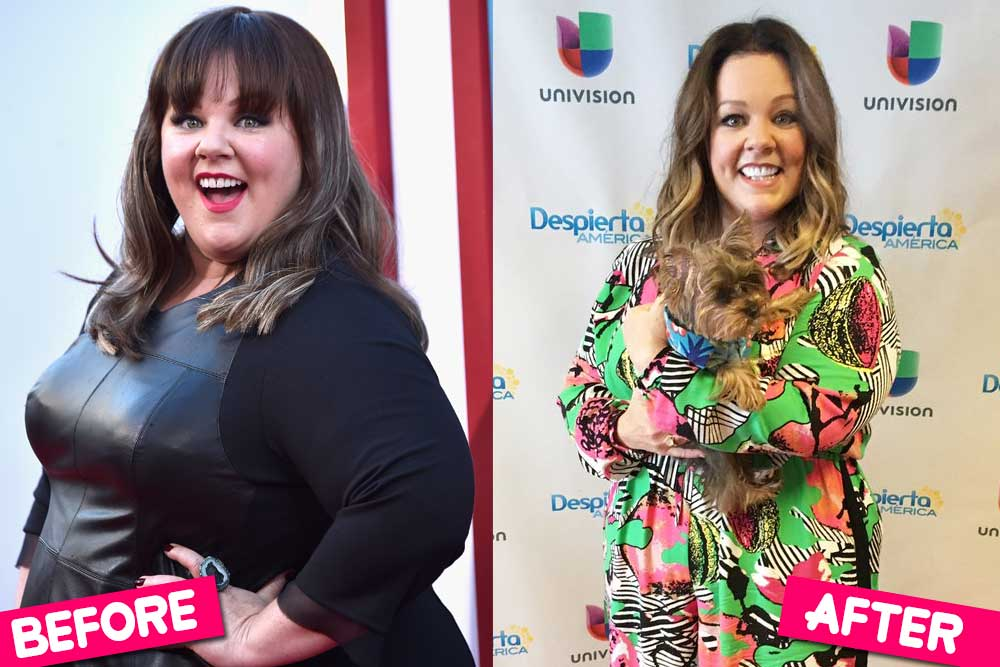 Melissa Mccarthy Weight Loss by Slenderized Keto